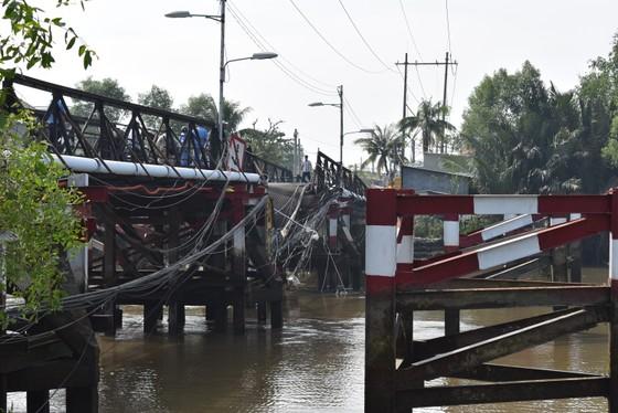 Cầu Long Kiển sập do quá tải 4 lần  ảnh 2