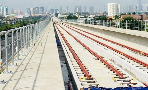 Dự án tuyến metro số 2 Bến Thành - Tham Lương: Chậm do chờ điều chỉnh ảnh 1