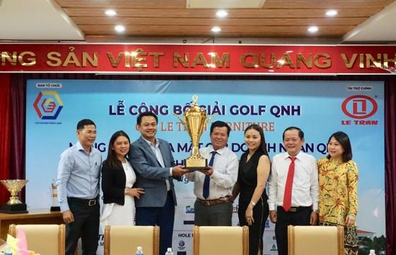 """Giải golf cúp """"Letran Furniture - gây quỹ khởi nghiệp sáng tạo tỉnh Quảng Nam"""" ảnh 1"""