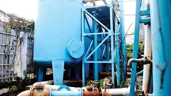 Kiến nghị Chính phủ ban hành Nghị định cấm khai thác nước ngầm trên địa bàn TPHCM ảnh 1