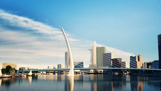 Đề xuất xây cầu Thủ Thiêm 4, cầu Thủ Thiêm 2 chậm tiến độ do chưa bàn giao mặt bằng ảnh 1