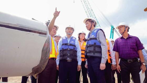 Dự án chống ngập 10 ngàn tỷ sẽ hoàn thành trong năm nếu toàn bộ mặt bằng được bàn giao trong tháng 5 ảnh 4