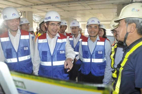 Metro số 1 Bến Thành - Suối Tiên vận hành thử nghiệm vào năm 2020 ảnh 4