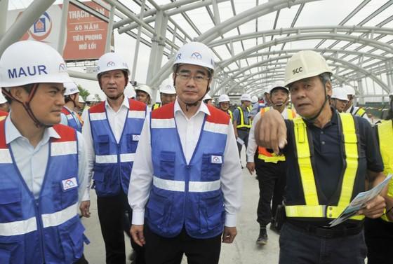 Metro số 1 Bến Thành - Suối Tiên vận hành thử nghiệm vào năm 2020 ảnh 1