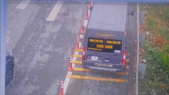 Xử lý nghiêm xe ô tô lưu thông vào làn xe gắn máy trên cao tốc TPHCM - Long Thành ảnh 4