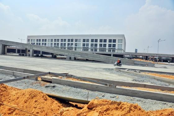 Giữa tháng 8, Bến xe miền Đông mới dự kiến sẽ đưa vào khai thác ảnh 1