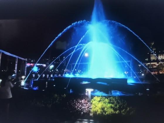 Quận 4 đưa vào hoạt động đài phun nước nghệ thuật 7 tỷ đồng ảnh 2