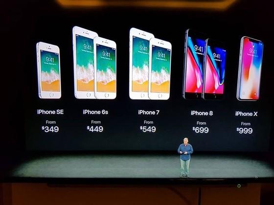 Hôm nay, iPhone X trình làng, giá 999 USD ảnh 2