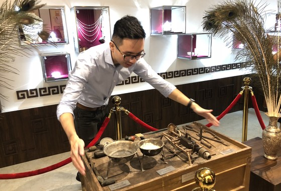 Vietnam Silver House và ước mơ bảo tàng nghề thợ bạc ảnh 6
