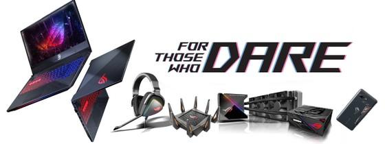 ASUS giới thiệu dải sản phẩm mới tại For Those Who Dare trong Computex 2018 ảnh 3
