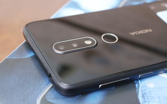 Nokia X6 gây sốt khi về Việt Nam giá 5,8 triệu đồng ảnh 1