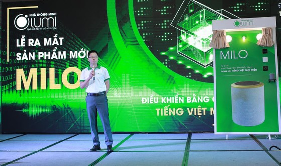 Loa thông minh Lumi hiểu tiếng Việt 3 miền ảnh 2