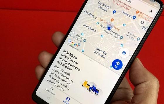 Google Maps chính thức chỉ đường cho xe máy tại Việt Nam ảnh 2