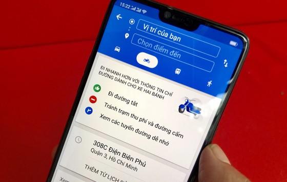 Google Maps chính thức chỉ đường cho xe máy tại Việt Nam ảnh 1