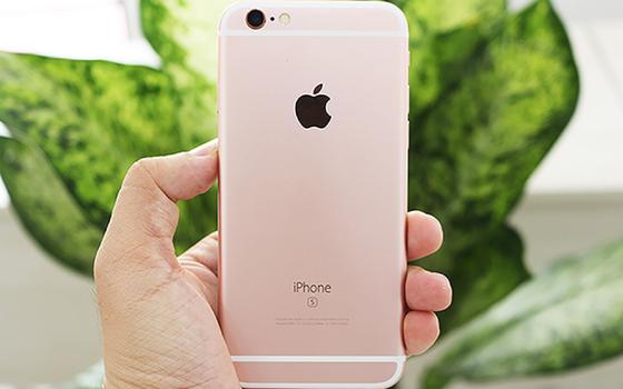 iPhone 6S lock giá 3,3 triệu, sử dụng không cần sim ghép     ảnh 1