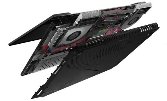 ASUS Republic of Gamers ra mắt laptop gaming viền mỏng Strix SCAR II và Hero II  ảnh 1