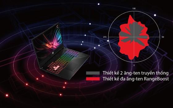 ASUS Republic of Gamers ra mắt laptop gaming viền mỏng Strix SCAR II và Hero II  ảnh 2