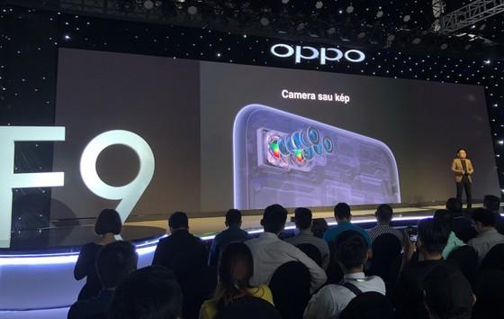 OPPO F9, nâng cấp hoàn hảo, giá gần 7,7 triệu đồng ảnh 3