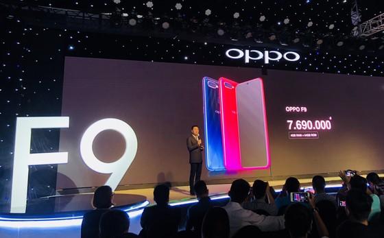 OPPO F9, nâng cấp hoàn hảo, giá gần 7,7 triệu đồng ảnh 6