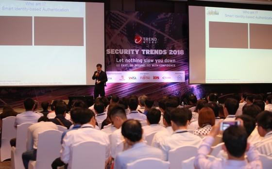 Trend Micro khuyến cáo doanh nghiệp cần bảo mật thông tin ảnh 1