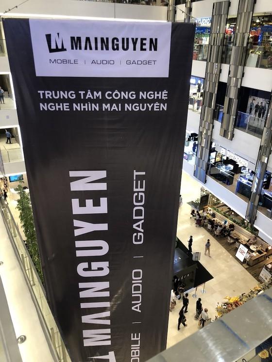Mai Nguyên mở cửa hàng lớn ở Saigon Centre, thêm Bose sát bên cạnh ảnh 1