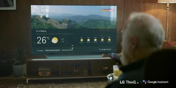 LG tích hợp Trợ lý ảo Google Assistant vào TV thông minh ảnh 1