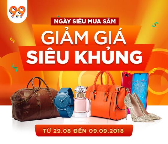 Hơn 900 thương hiệu tham gia Ngày Siêu Mua Sắm của Shopee ảnh 1