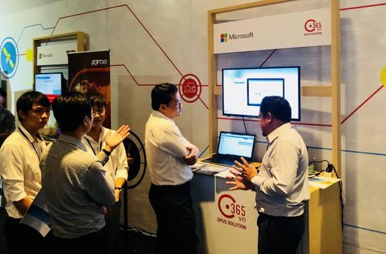 Microsoft đồng hành cùng doanh nghiệp Việt trong chuyển đổi số   ảnh 1
