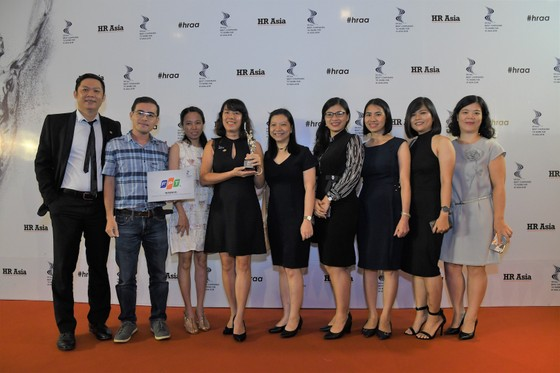FPT đứng trong danh sách 130 công ty có môi trường làm việc tốt nhất châu Á ảnh 1