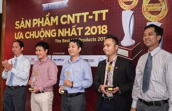 Trao giải sản phẩm CNTT-TT được yêu thích nhất năm 2018 ảnh 1
