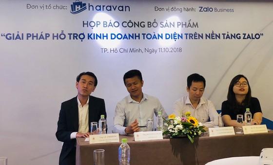 Haravan ra mắt giải pháp hỗ trợ kinh doanh trên Zalo ảnh 1