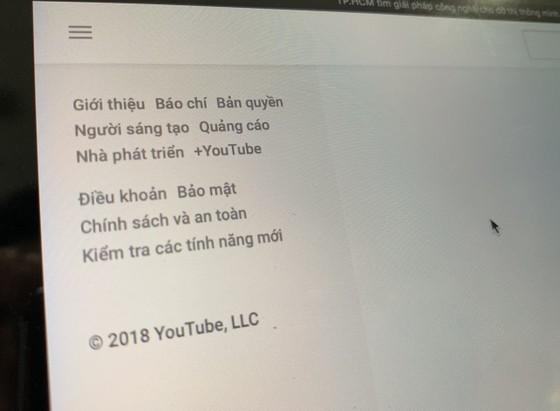 YouTube gặp sự cố không thể truy cập ảnh 2