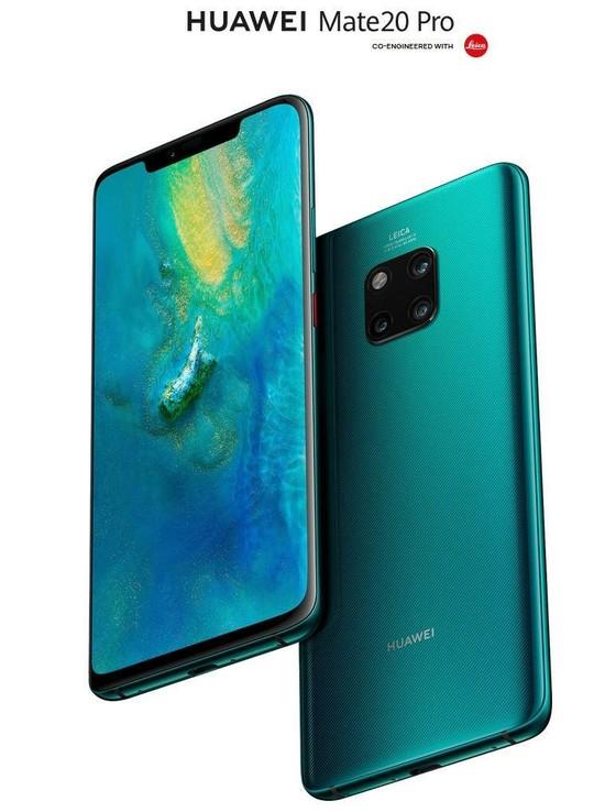 Huawei ra ba sản phẩm Mate 20, Mate 20 Pro, Mate 20X ảnh 2