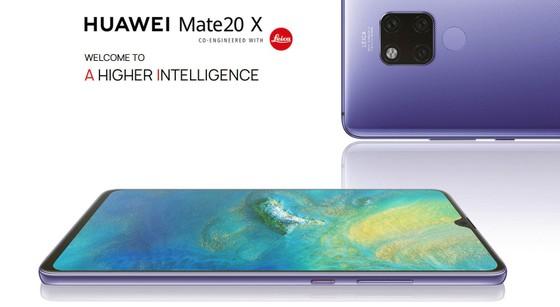 Huawei ra ba sản phẩm Mate 20, Mate 20 Pro, Mate 20X ảnh 1