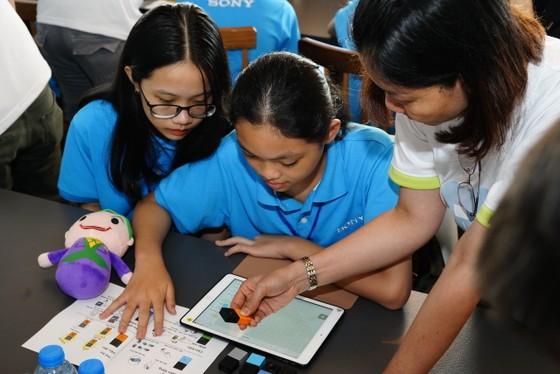 Sony đưa bộ thiết bị cảm biến sáng tạo MESH ứng dụng cho học sinh ảnh 1