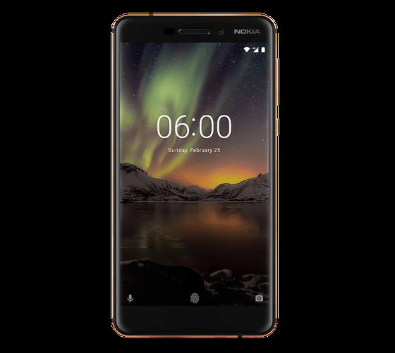 Nokia 6.1 Plus và Nokia 6.1 được nâng cấp lên Android 9 Pie ảnh 1