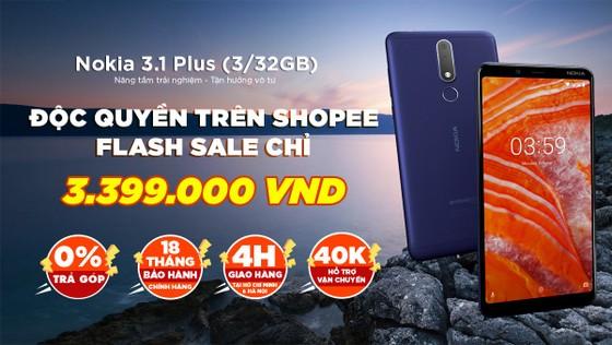 Nokia 3.1 Plus với mức giá vô cùng hợp lý  ảnh 1