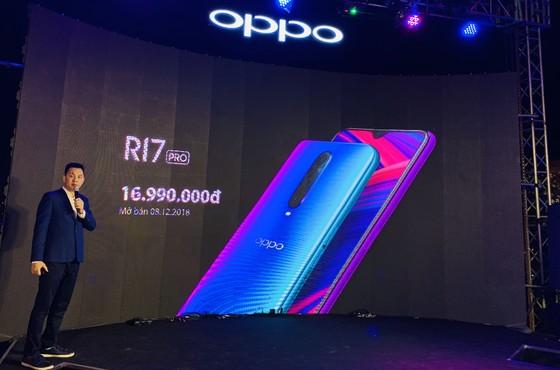 OPPO chính thức ra mắt R17 Pro tại Việt Nam ảnh 5