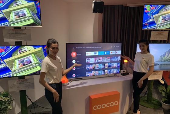 TV Coocaa bán độc quyền trên Lazada ảnh 1