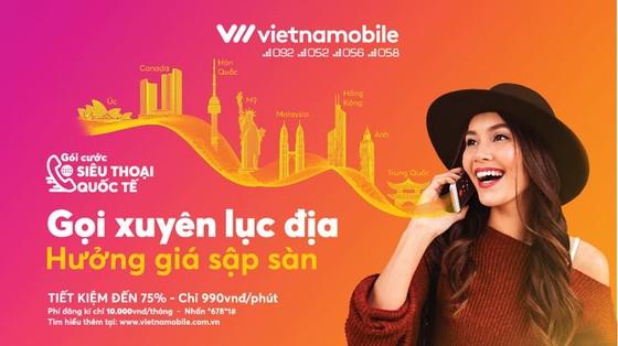 Vietnamobile ra mắt gói cước quốc tế rẻ ơi là rẻ ảnh 1