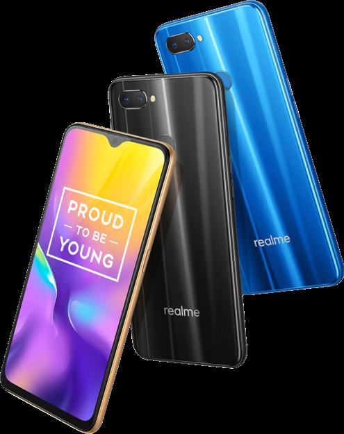 Realme hợp tác MediaTek cho smartphone có chíp Helio P70 – Realme U1 ảnh 1