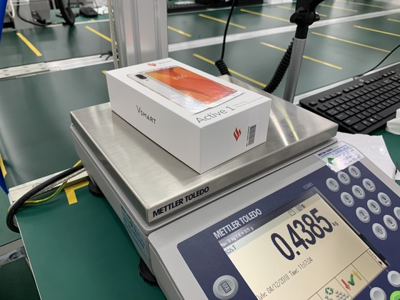 Nhà máy sản xuất di động Vsmart của Vingroup hiện đại đến đâu? ảnh 13