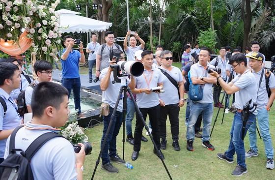 Sony tổ chức sự kiện trải nghiệm máy ảnh lớn nhất 2018 ảnh 3