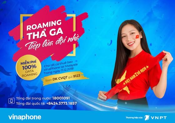 VinaPhone treo thưởng 1 tỷ đồng cho đội tuyển Việt Nam ảnh 1