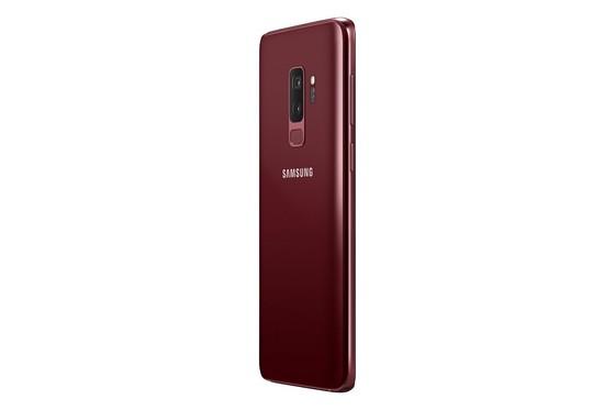 Samsung thêm Galaxy S9+ màu vang đỏ ra thị trường ảnh 2