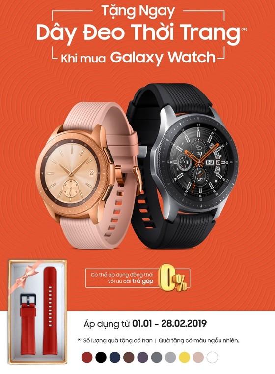 Galaxy Watch dành cho giới trẻ ảnh 2