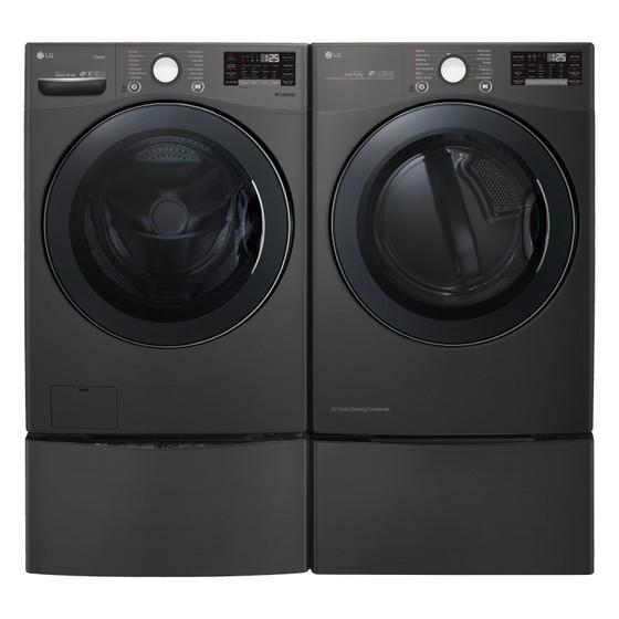 LG giới thiệu máy giặt sấy và tủ chăm sóc quần áo thông minh mới ảnh 1