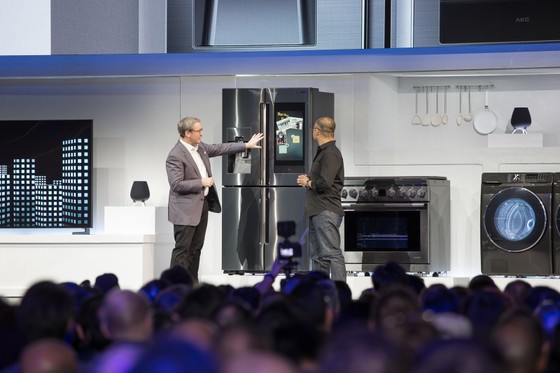 Samsung giới thiệu về tương lai của Cuộc sống Kết nối ảnh 3