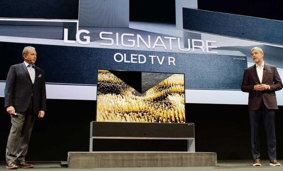 LG giành được hơn 140 giải thưởng và danh hiệu tại triển lãm CES 2019 ảnh 1