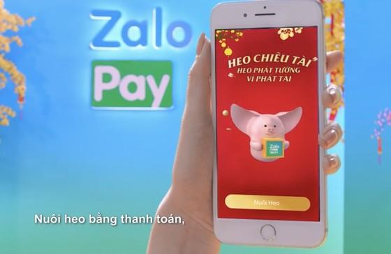 ZaloPay ứng dụng công nghệ quét AR cho trải nghiệm chương trình Tết 2019 ảnh 5